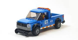 lego pickup truck Gallery | Lego | Pinterest | Lego, Lego truck and ...