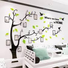 pictures show kitchen wall decals tree