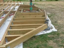 Nivrem Com Construire Une Terrasse En Bois Arrondie Diverses