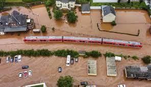 severe floods strike Europe