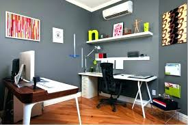 wall color for office. Home Office Colors Wall Good Grey  Color For Small O