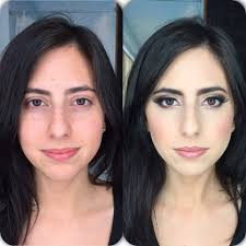 steph malama bridal before and after before and after mua riki 5