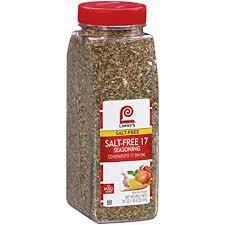 Lawry's Salt Free 17 Seasoning, 20 OZ : Salt ... - Amazon.com