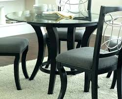 round glass table with chairs glass table with 4 chairs round glass dining table and 4