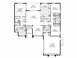 house plans to square feet best of terrific one story simple modern inside house plans 1700 to 1900 square feet