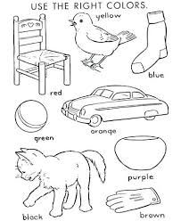 Educational Coloring Sheets Learning Coloring Pages For Kids