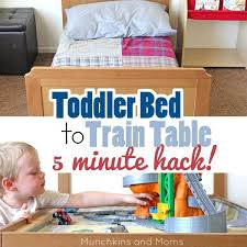 train toddler bed turn a toddler bed into a train table in less than 5 minutes with this thomas the train toddler bedding target
