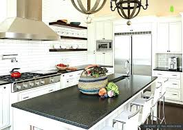 subway tile countertop wonderful black with white marble home medium version backsplash countertops