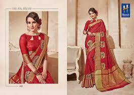 Rosy S Party Designers Nityanx Rosy Silk By Hitansh Fashion Cotton Silk Designer