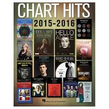 Charts Hits 2016 Chart Hits Of 2015 2016 Easy Piano