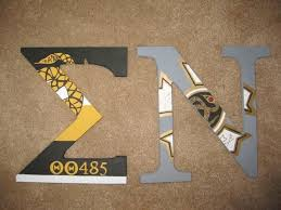 sigma nu painted wood letters theta theta chapter i think this is cantrell s