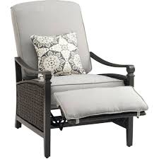 Patio Recliner Chairs Reclining Patio Furniture Reclining Patio Chairs With Ottoman