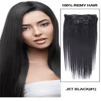 Where to Buy Full Head Clip Black <b>Hair</b> Extensions Online? Where ...