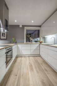 Kitchens With Gray Floors 17 Best Ideas About Grey Gloss Kitchen On Pinterest High Gloss