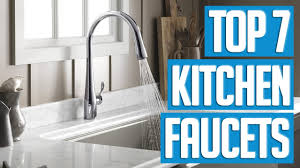 Best On Kitchen Faucets 7 Best Kitchen Faucets 2017 Youtube