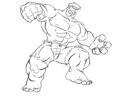 coloring hulk coloring pages free printable incredible
