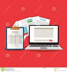 Graph Chart Finance Related Icons Image Stock Illustration