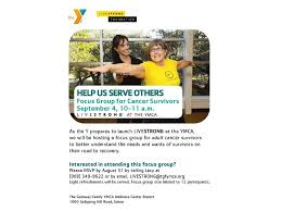 focus group flyers livestrong at the ymca focus group at the gateway family ymca