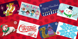 Target's annual gift card sale is saturday and sunday and store gift cards are 10% off. Throwback A Look Back At 10 Years Of Target S Holiday Gift Cards Target Gift Cards Gift Card Design Holiday Gift Card