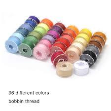 <b>Sewing</b> Tools & Supplies <b>36pcs</b> Bobbins and <b>Colorful Sewing</b> ...