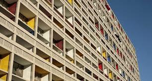 Cité Radieuse De Le Corbusier Marseille 13000 Bouches Du Rhône 13