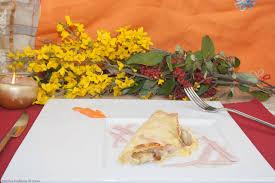 Crespelle prosciutto e funghi ricette di cucina