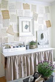 shabby chic office ideas. magnificent shabby chic wall decor ideas decorating gallery in home office eclectic design