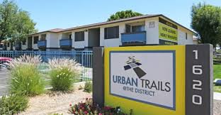 Urban Trails At The District Urban Trails At The District