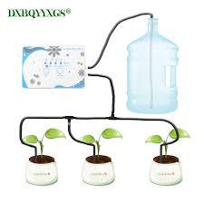 Intelligent garden <b>automatic watering device</b> Succulents plant <b>Drip</b> ...