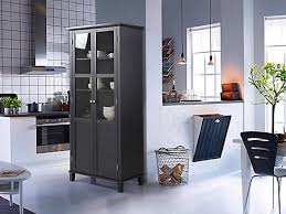 cabinet in a kitchen