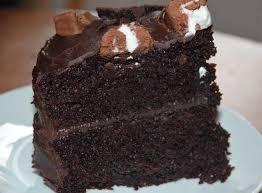chocolate fudge cake slice. Interesting Chocolate Piece Of Chocolate Cake Ready To Be Eaten In Fudge Slice O