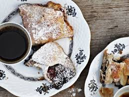 Sour Cherry And Poppy Seed Strudel Recipe Sarah Copeland Food Wine
