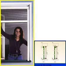 Fliegengitter Insektenschutz Rollo Schiebetür Fenster O Tür Netz