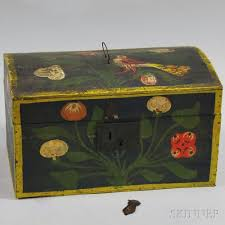 Document Boxes Decorative Paintdecorated Dometop Document Box Boxes Chests Pinterest 92