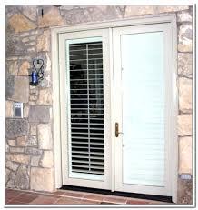 exterior doors with built in blinds interior french doors internal blinds andersen sliding patio doors with