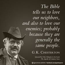 Chesterton Quotes Extraordinary Gk Chesterton Quotes Awesome G K Chesterton Quotes QuoteHD