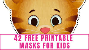See more ideas about printable masks, mask for kids, halloween masks. 42 Free Printable Masks For Kids Freebie Finding Mom