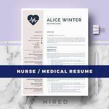 Doctor Resume Word Archivos Hired Design Studio