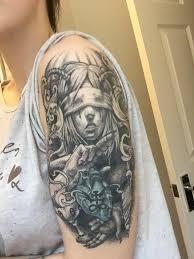 Tetování Na Lýtko Růže