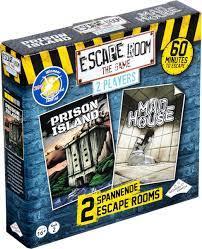 Escape Room The Game: 2 Spelers Editie ...