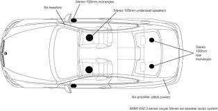 bmw factory audio explained musicarnw com WDS BMW Wiring Diagrams Online Bmw E92 Wiring Diagram Audio #21