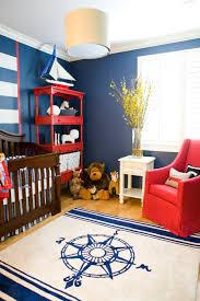 Nautical Bedroom Accessories Baby Nursery Nautical Theme Baby Room Decoration With Black Crib