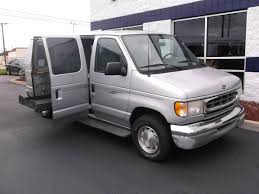wheelchair lift for van. Ford Wheelchair Lift Van For