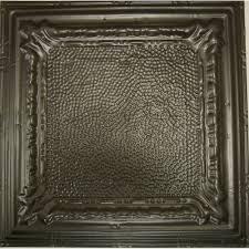 K Rust TinMetal Ceiling Tile