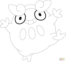 Small Picture Darumaka Pokemon coloring page Free Printable Coloring Pages