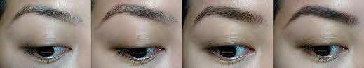 elf eyebrow kit tutorial. step by brow using elf eyebrow kit tutorial s