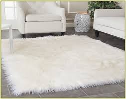 remarkable faux sheepskin area rug ikea fur with regard to fake rugs regarding sheep skin decorations 1
