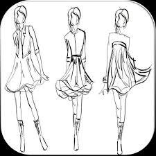 Memakai tema putri salju, ariel dan tiana untuk pesta ulang tahun mereka. Sketsa Desain Busana Mudah