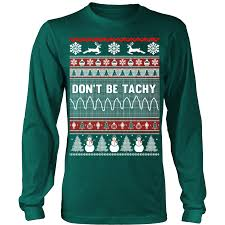 Christmas don t be tachy ugly christmas sweater – Vietees Shop Online