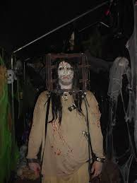 Image result for insane asylum haunted house ideas